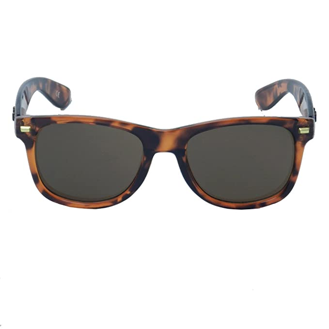 Gafas de Sol Knockaround Fort Knocks Glossy Tortoise Shell ...