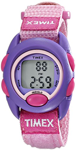Timex Kids' TW7B997009J Digital Watch with Elastic Nylon Strap