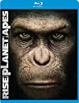 Cover Image for 'Rise of the Planet of the Apes (Two-Disc Edition Blu-ray/DVD Combo + Digital Copy)'