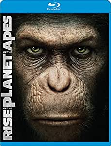Rise of the Planet of the Apes (Two-Disc Edition Blu Ray + DVD/Digital Copy Combo) [Blu-ray]