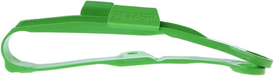 E-HONER Green Chain Slider Guide Swingarm Roller For KAWASAKI KXF250 KXF450 KX250F KX450F KXF 250 450 Motorcycle 2009-2016