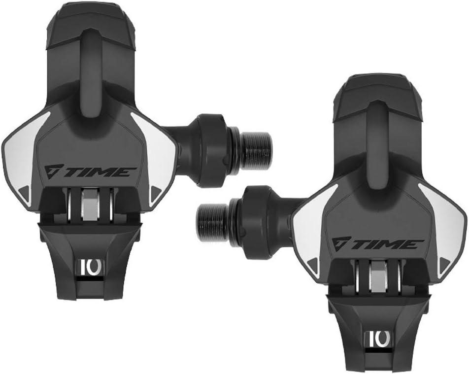 TIME(タイム) ビンディング ペダル 自転車 ロードバイク 軽量 XPRO 10 Carbon [並行輸入品]