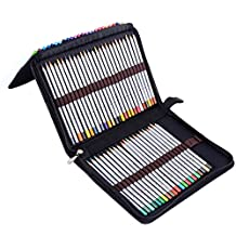 Ohuhu Pencil Case Holder, Holds Up to 72 Colored Pencils, Pens or Gel Pens