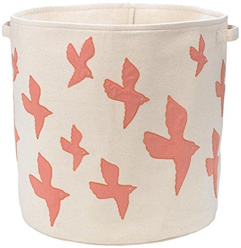 DwellStudio Storage Bin- Birds ()