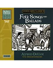 Folk Songs Ballads