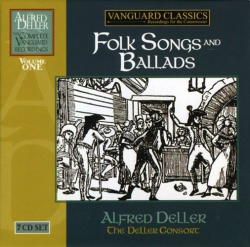 Folk Songs Ballads by CD