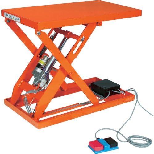 TRUSCO テーブルリフト250kg(電動Bねじ式100V)520×850mm【HDLH2558V12】 (販売単位:1台)