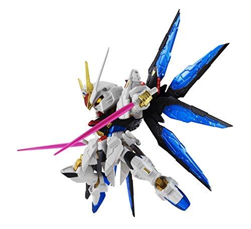 "Bandai Hobby NXEDGE Stlye Strike Freedom Gundam ""Mobile Suit Gundam Seed Destiny"" Action Figure"