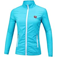 FD2LB1NVL Camisa de Golf para Mujer Camiseta