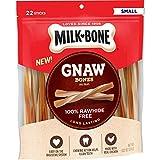 Milk-Bone Gnawbones Chicken Sticks, Rawhide-Free, 13.2 oz Pouch