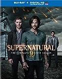 Supernatural: The Complete Ninth Season [Blu-ray + UltraViolet]