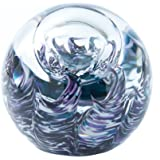 Caithness Glass Supernova Retro Presse-papier en cristal Multicolore