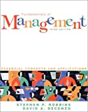 img - for Fundamentals of Management: Essential Concepts and Applications book / textbook / text book