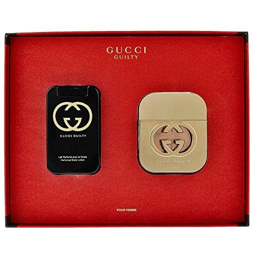 Gucci Guilty Set Eau De Toilette 50ml and Body Lotion 100ml