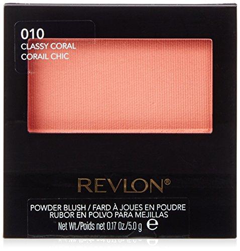 Revlon Powder Blush Classy Coral