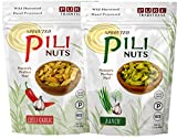 Sprouted Pili Nuts, Chili Garlic & Ranch Sampler, 1.7 oz each Review