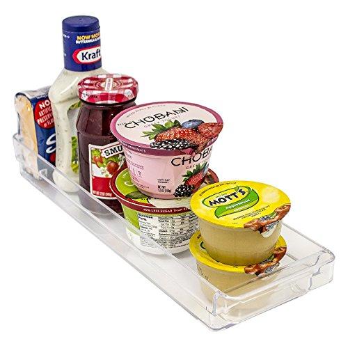 Sorbus Refrigerator Storage Freezer Organizers