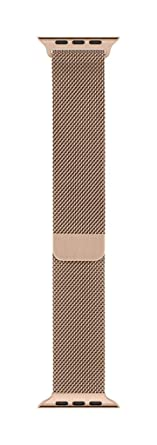 Apple Watch Milanese Loop Band (40mm)   Gold by Apple