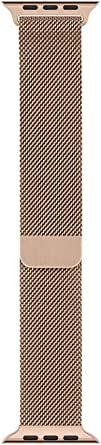 Apple Watch Milanese Loop Band (40mm) - Gold