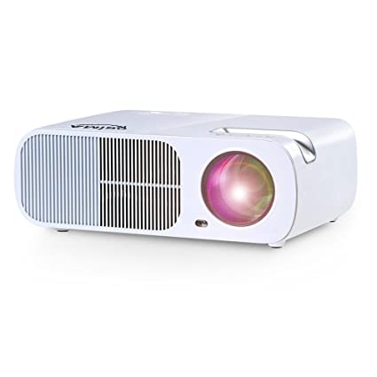 37c1143005bad7 OGIMA BL20 Video Projector,2600 Lumens Home Cinema Theater 5.0 Inch LCD TFT  Display Support
