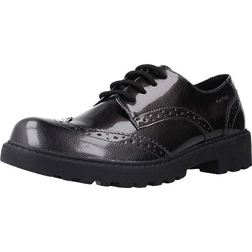für die ganze Familie Top Design Schnelle Lieferung Geox Girls' J Casey N Brogues: Amazon.co.uk: Shoes & Bags