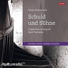 Schuld und Sühne Audiobook by Fjodor M. Dostojewski Narrated by Gerd Wameling