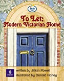Info Trail Emergent Stage to Rent: Modern Victorian Home (Literacy Land)