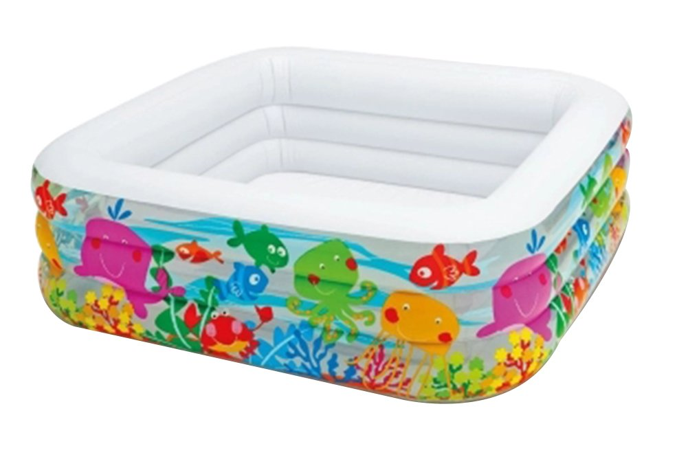 Inflatable Bathtub, Plastic Household Round Bathtub Thickened Folding Portable Bath Adult Bathtub Outdoor Swimming Pool