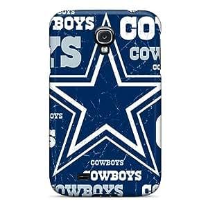 Cute Tpu PamarelaObwerker Dallas Cowboys Cases Covers For Galaxy S4