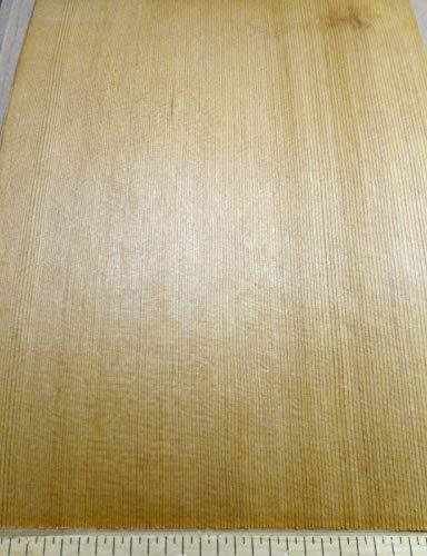 Douglas Fir wood veneer sheet in 8.5