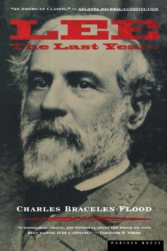 Lee: The Last Years