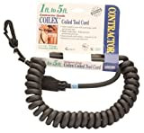 Coleman Cable 01220-02 16/3 1-5-Feet Coilex TM Coil Cord with Belt Clip