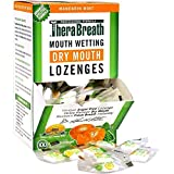 Therabreath Mandarin Mint Dry Mouth Lozenges