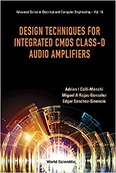 }VERIFIED} DESIGN TECHNIQUES FOR INTEGRATED CMOS CLASS-D AUDIO AMPLIFIERS (Advanced Series In Electrical And Computer Engineering). basic Carriers Somos Vladimir mordazas Servicio