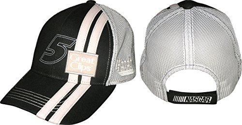 NASCAR Adult Driver Sponsor Adjustable Stripes Mesh Hat Cap-Kasey Kahne #5 Great - Kahne Cap Kasey