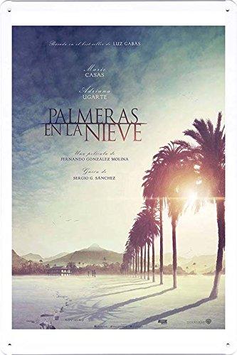 """Amazon.com: Estaño Poster Cartel de película 8""""x12"""" ..."""