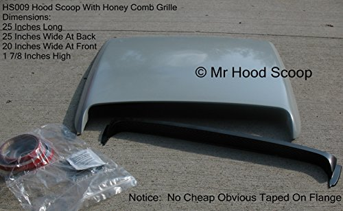 2007 2014 Hood Scoop For Toyota Fj Cruiser By Mrhoodscoop