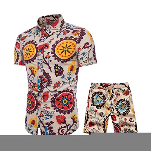 Speedo Swimming Costumes India - LowProfile Men's Summer Casual Button Down