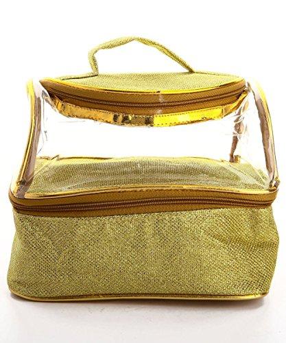 LadyBugBag Golden Utility Bag – LBB10055