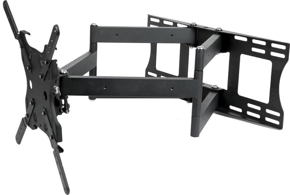 SunBriteTVデュアルアーム関節式(フルモーション)アウトドア防水ピボット用マウント49