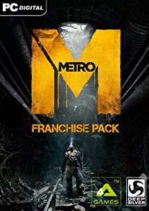 Metro Franchise Pack [Online Game Code]