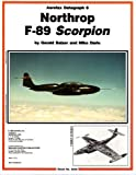 Datagraph Eight : Northrop F-89, Balzer, Gerry and Dario, Mike, 0942548450