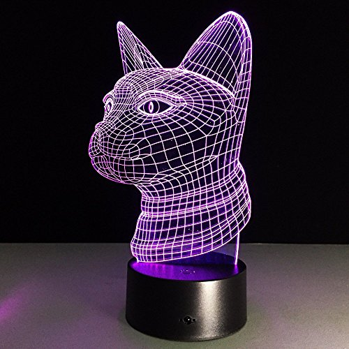 Circle Illusion Nightlight Visualization Sculpture product image
