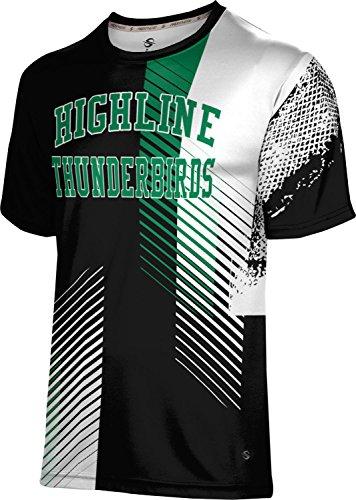ProSphere Men's Highline College Hustle Tech Tee (X-Large)