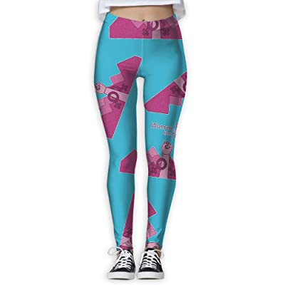 Feminist-are-Gorgeous Women 3D Printed Leggings Activewear Cute Legging Yoga Pants