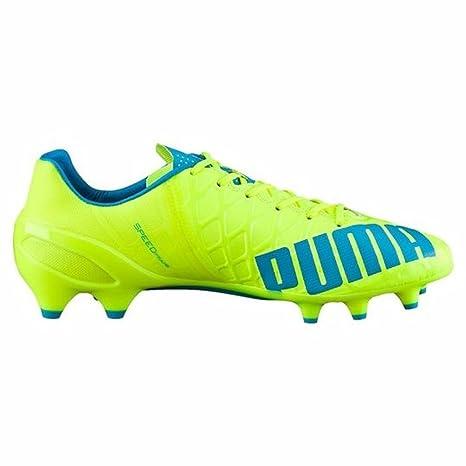 4 Fg 1 E Amazon 5 Evo Speed Giallo Puma Scarpe Calcio it 44 Sport OqIxfwSXYy