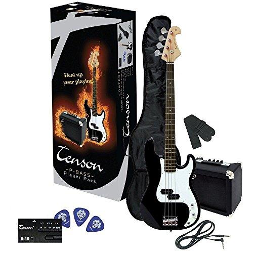 Tenson F502570 E-Bass P Player Pack