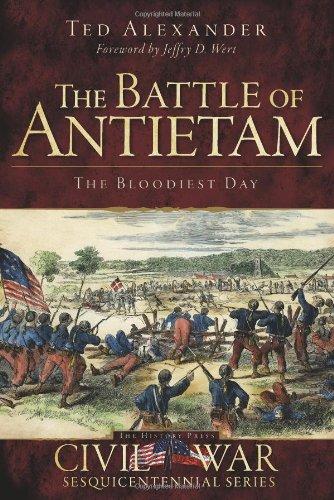 The Battle of Antietam: The Bloodiest Day (Civil War (Civil War Antietam Map)