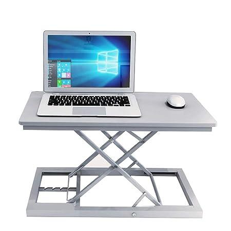 QFF-Escritorio de computadora La Mesa para Laptop de pie, Puede ...