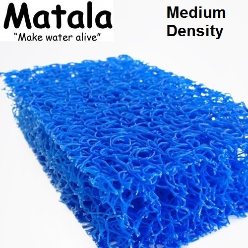 Matala Sheet (1 Sheet Matala Pond Blue Filter Mat Koi Media Pad 39